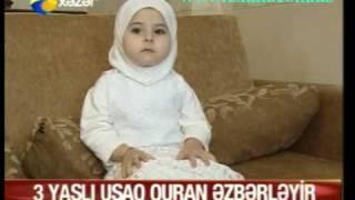 37 sure ezbere bilen  3 yasli Azeri cocuk