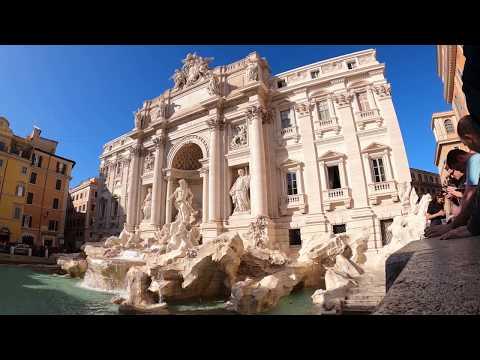 Due giorni a Roma filmati con GoPro Hero8
