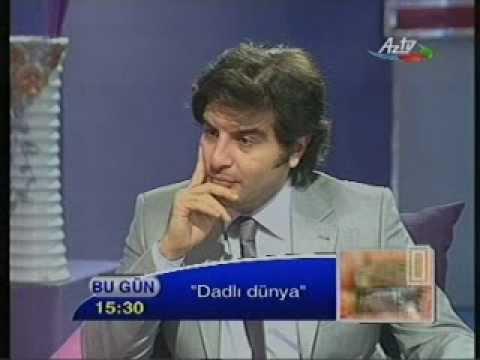 """Elmir Əkbər Validə Abbasova Zümrüd Dadaşzadə  AzTV  """"Səadət"""""""