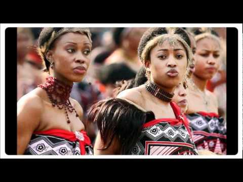 6th Wife of King Mswati Fled Over Domestic Abuse.wmv