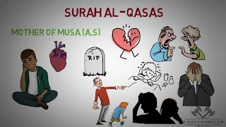 Coping With Emotional and Psychological Trauma - Nouman Ali Khan - Animated