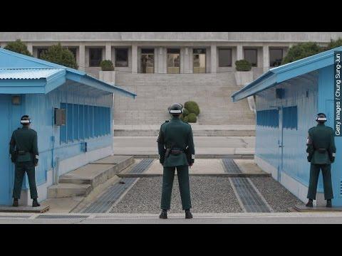 North Korean Soldier Crosses DMZ, Defects To South Korea