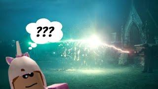 Harry Potter in ROBLOX! Allenamento Magico Parte 1