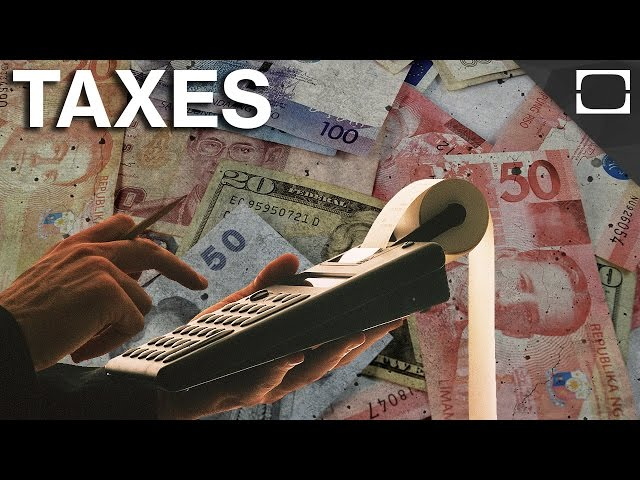 Which Countries Have The Highest Taxes?