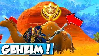 ⭐GEHEIMER BATTLE-PASS STERN FOUND In FORTNITE!! ⭐ | WEEK 4 Reward! ( SEASON 5 )