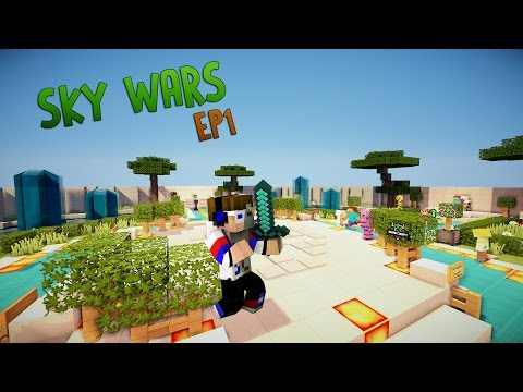"SERB-CRAFT - SkyWars - S4 - EP 1 - ""Globalno zagrevanje"""