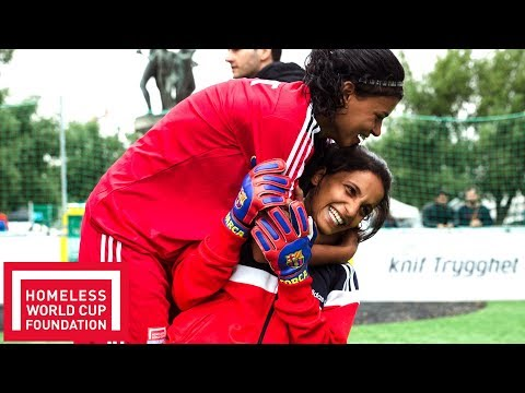 Unbelievable Saves! | Women's Homeless World Cup | Oslo 2017