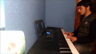 Rob Thomas - Pieces (Piano Cover)