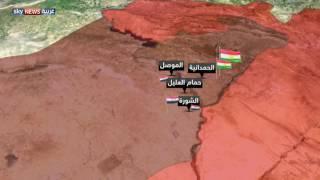 معركة الموصل.. وحدود إدارية جديدة لنينوى