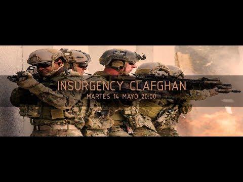 INSURGENCY CLAFGHAN