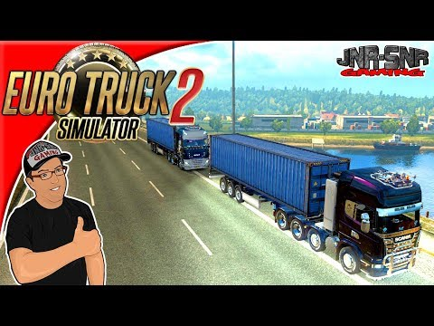 Euro Truck Simulator 2 Multiplayer France Delivery Event