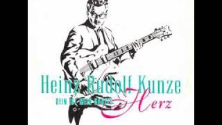 """Heinz Rudolf Kunze - Dein Ist Mein Ganzes Herz 12"""" Extended Maxi Version"""