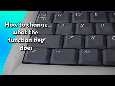 Vote No on : How to use function key on