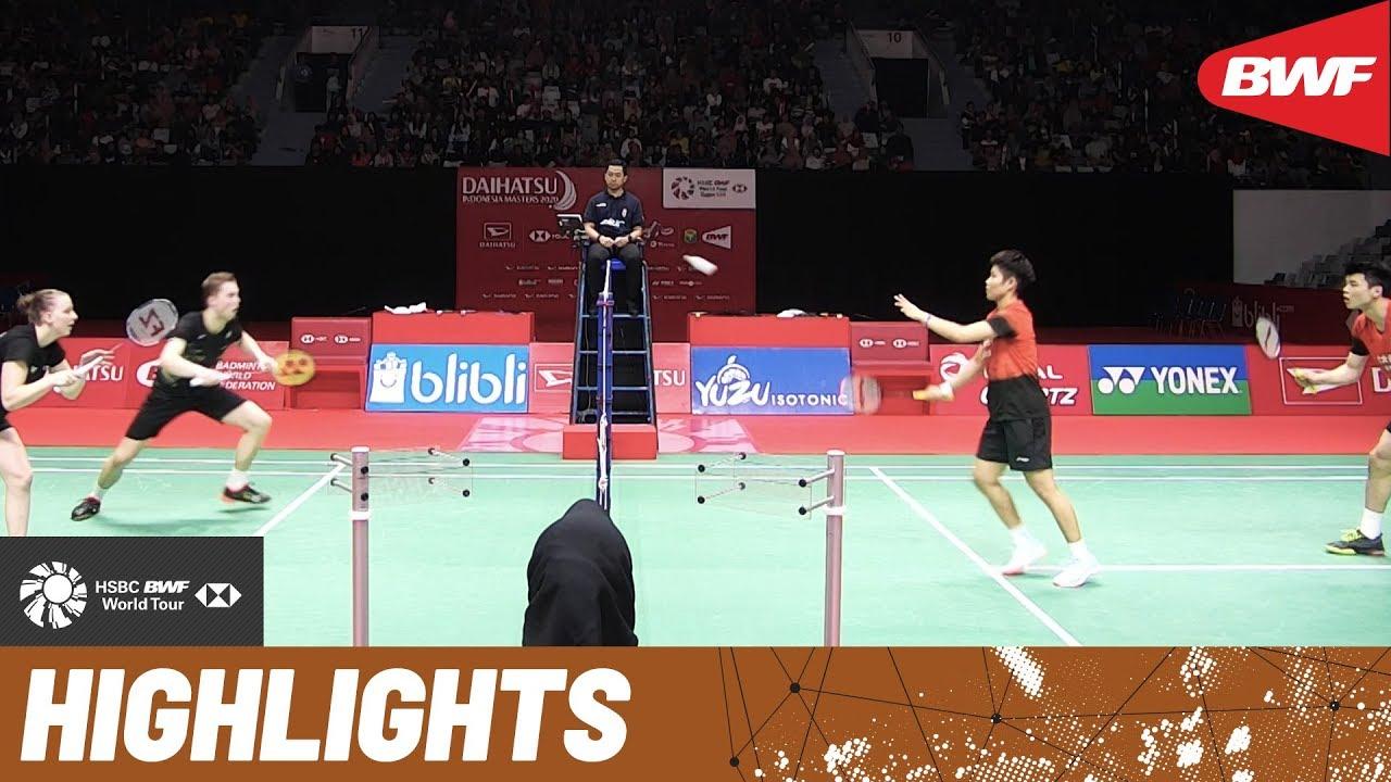 Daihatsu Indonesia Masters 2020 Semifinals Xd Highlights