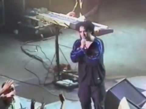 The Cure - Disintegration (France, 1998)