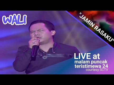 WALI BAND [Jamin Rasaku] Live At Malam Puncak Teristimewa 24 (24-08-2014) Courtesy SCTV