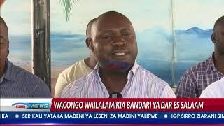 WAFANYABIASHARA WA DR CONGO WAMTAKA RAIS MAGUFULI KUINGILIA KATI SAKATA LAO NA TRA