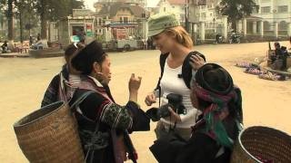Meeting the Hmong tribe in SAPA, Vietnam.