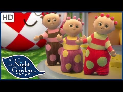 In the Night Garden - Upsy Daisy's Special Stone | Full Episode