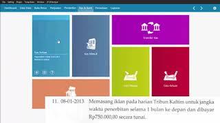 Tutorial Zahir Accounting By: Azhar Firdaus, Rina Nuryana Fajriya