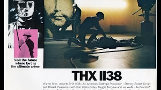THX 1138 - (Original Trailer 1)