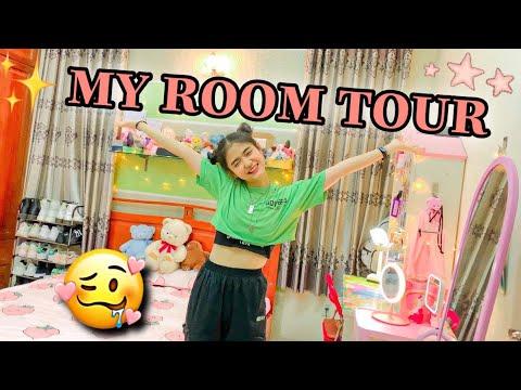 MY ROOM TOUR 🔥 | Trong phòng Yến có gì ??? | Hoàng Yến Official