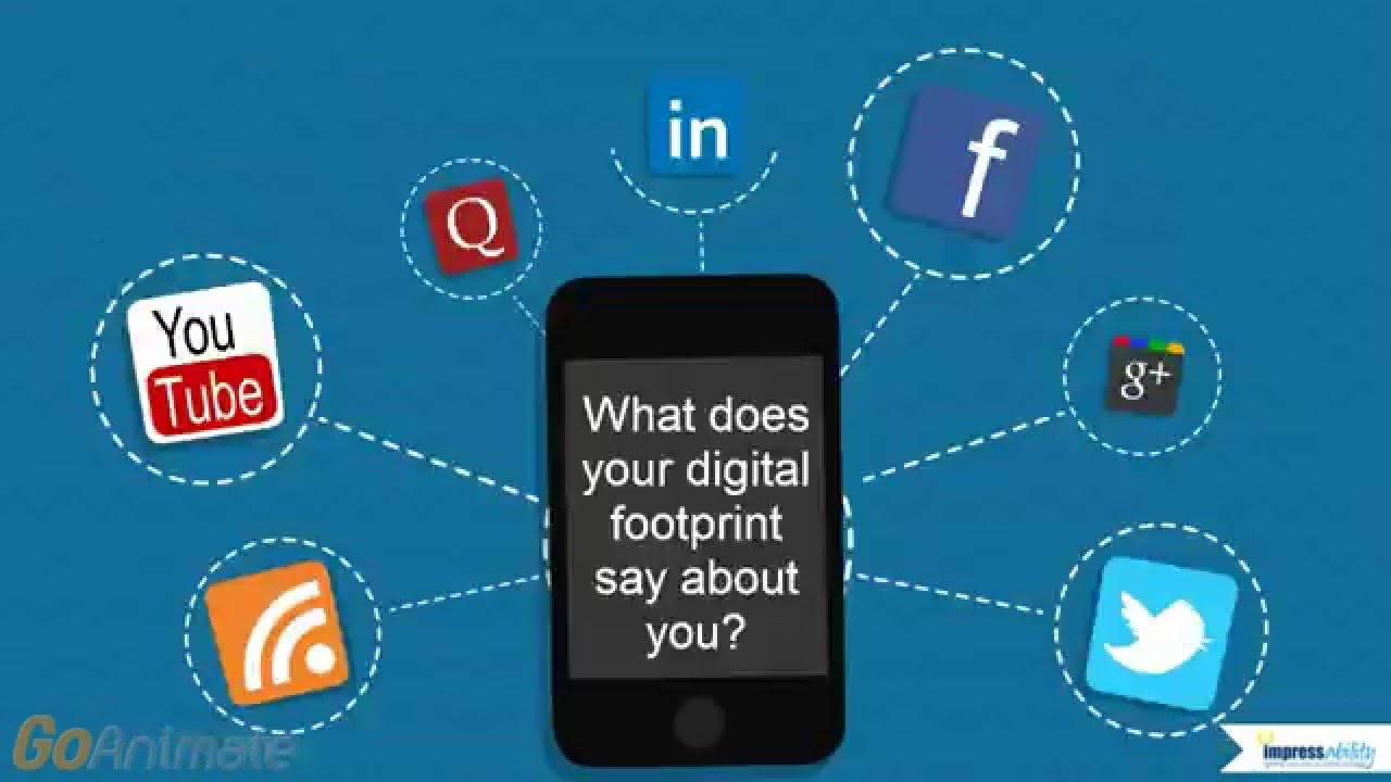do you know what your digital footprint says about you youtube