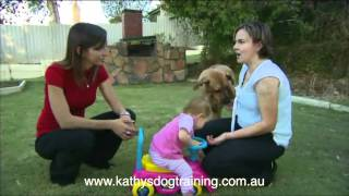 Kathy Kopellis Mcleod, Dog Whisperer Of Perth, Western Australia