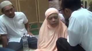 34 tahun Buta, sembuh dengan Al-Quran
