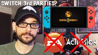 Nintendo Switch - 3rd Parties are Running Out of Excuses... | Ro2R