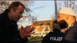 Streitgespräch Ahmadiyya-Vertreter mit Stürzenberger