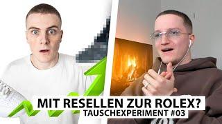 Justin reagiert auf Dave's ReseĮling bis zur Rolex.. | Reaktion