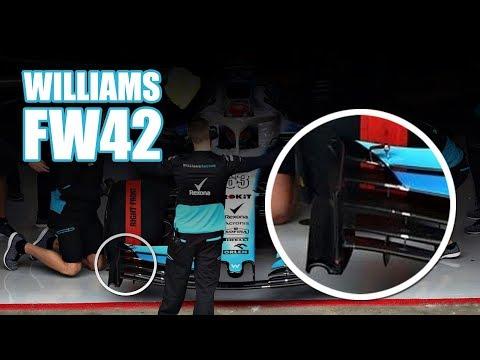 Echa padoku #157 - Williams FW42 - analiza techniczna
