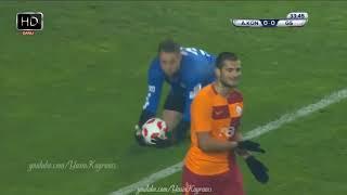 Atiker Konyaspor 2 - 2 Galatasaray  ZTK 01/02/2018 ( Çeyrek Final Maçı ) 1. Maç