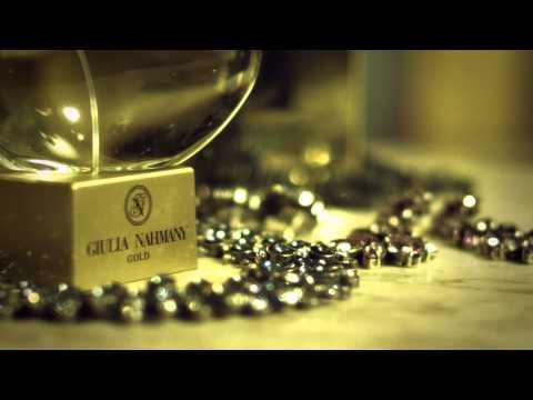 GIULIA NAHMANY- JEWELRY AND GOLD PERFUME COMMERCIAL