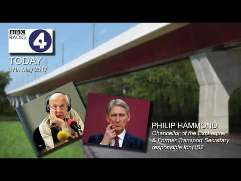 "Hammond ""forgets"" how much #HS2 is set to cost"