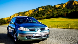 2004 Renault Megane 2 TEST Drive | Review İnceleme