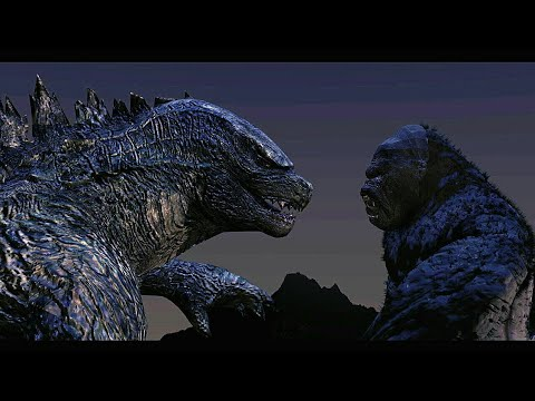 KING KONG Vs GODZILLA | EPIC 3D Animation