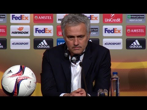 Jose Mourinho: The Boys Deserve This Moment PRESS CONFERENCE Ajax 0-2 Manchester United