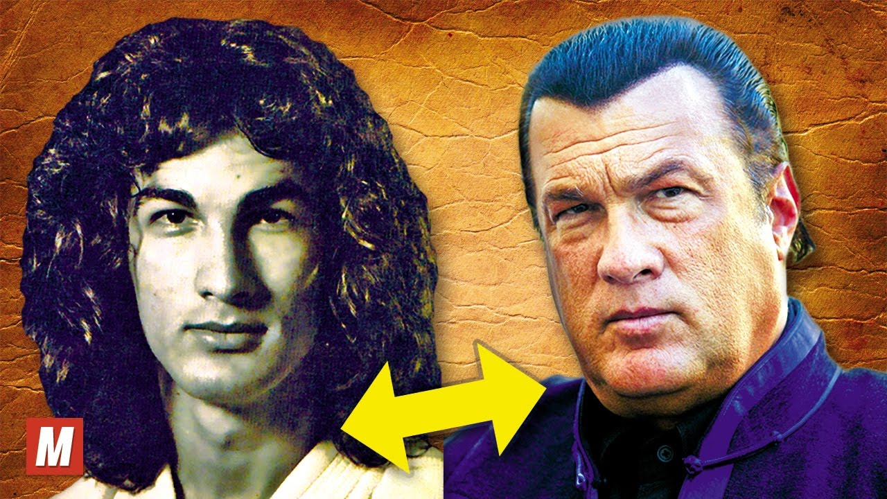 Steven Seagal Tribute ...