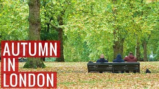 What to do in London in Autumn