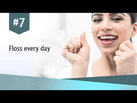 Top 10 Dental Health Tips