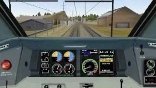 MSTS NEC trains