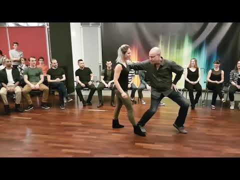 Steve Reiling & Aymeline Felmy - Advanced Jack&Jill - Municorn Swing 2019
