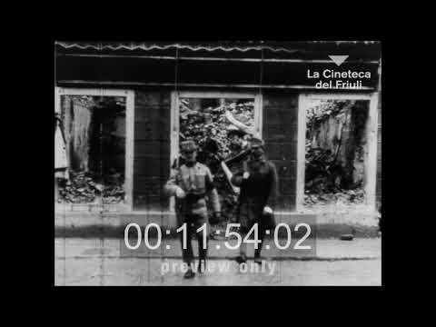 Gorizia distrutta (1916)