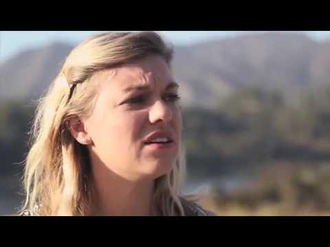 Milana Vayntrub AT&T Girl vs Wendy's Girl Morgan Smith Goodwin at Behind the  !