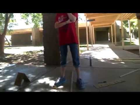 Knox Gifted Academy 5th Grade #CardboardChallenge 2014