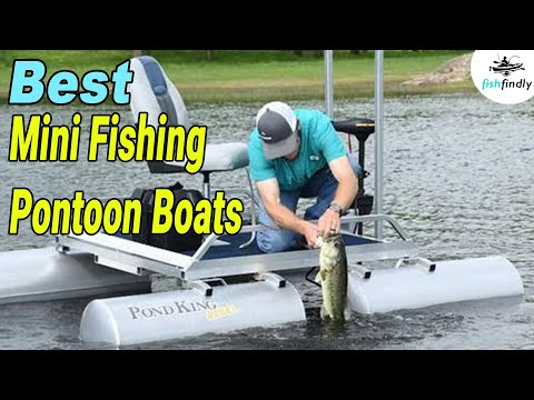 Best Mini Fishing Pontoon Boats In 2020 – Experience The Best!