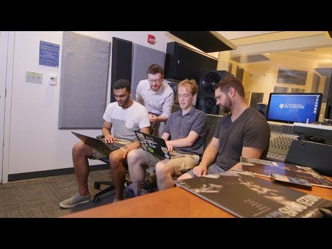 Summer of Research: Where Music Meets Computer Science
