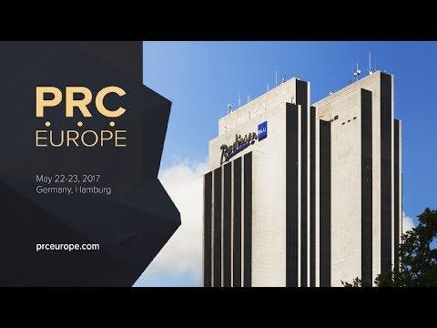 BGS Group - PRC Europe Congress @ Hamburg, Germany, 22.05.17